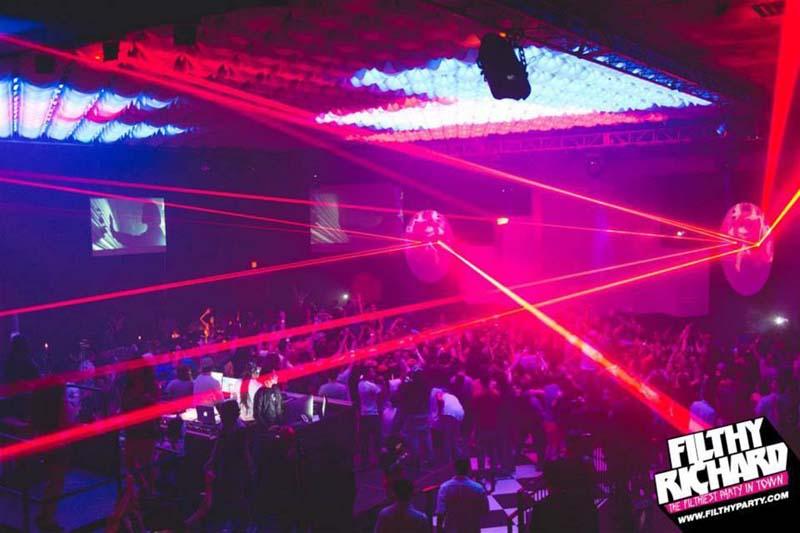 Columbus Laser shows