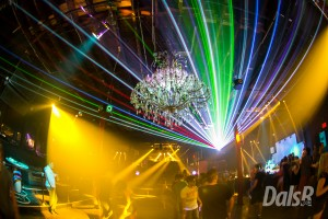 Club Laser Light Shows