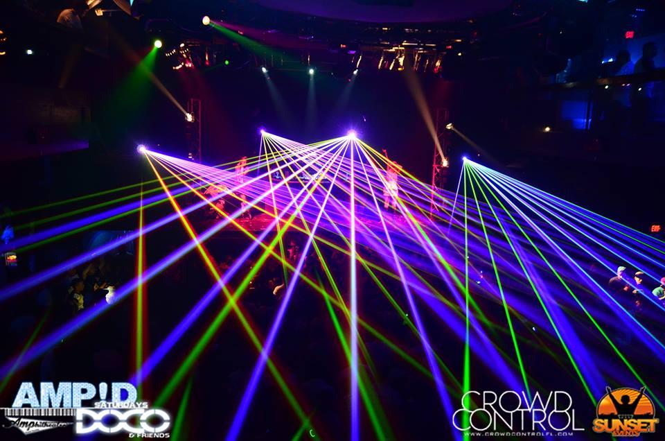 Boston Laser Light Show