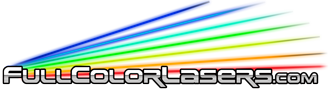 Full Color Lasers, Laser Rentals, Laser Light Shows, Laser Events