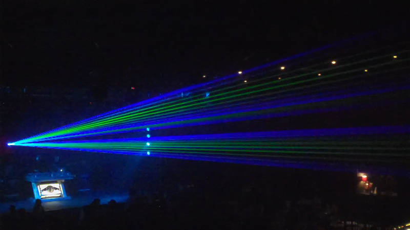 laser light shows
