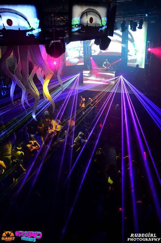 Columbus Ohio Laser Light Shows