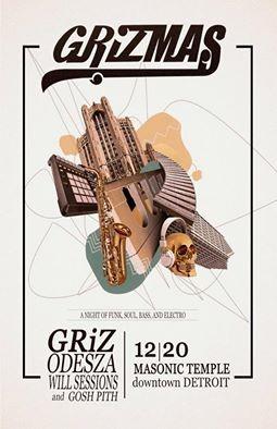 GRIZMAS, Detroit