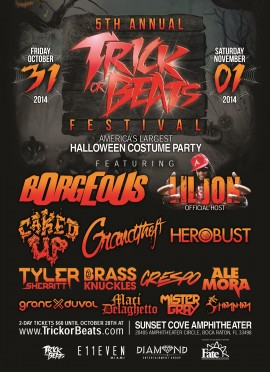 Trick or Beats Festival