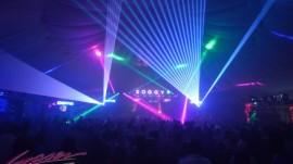 Laser Dome, St. Maarten