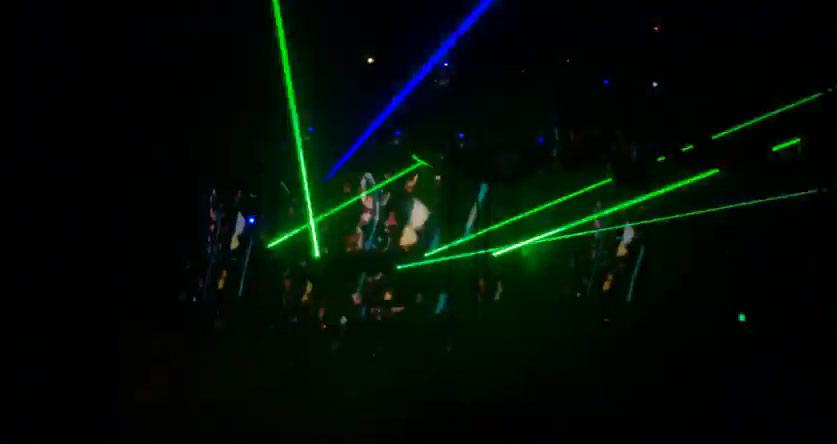 Stage lights & laser lighting