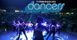 Timberwolves Dancers Audition