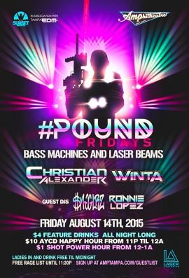 #Pound Fridays