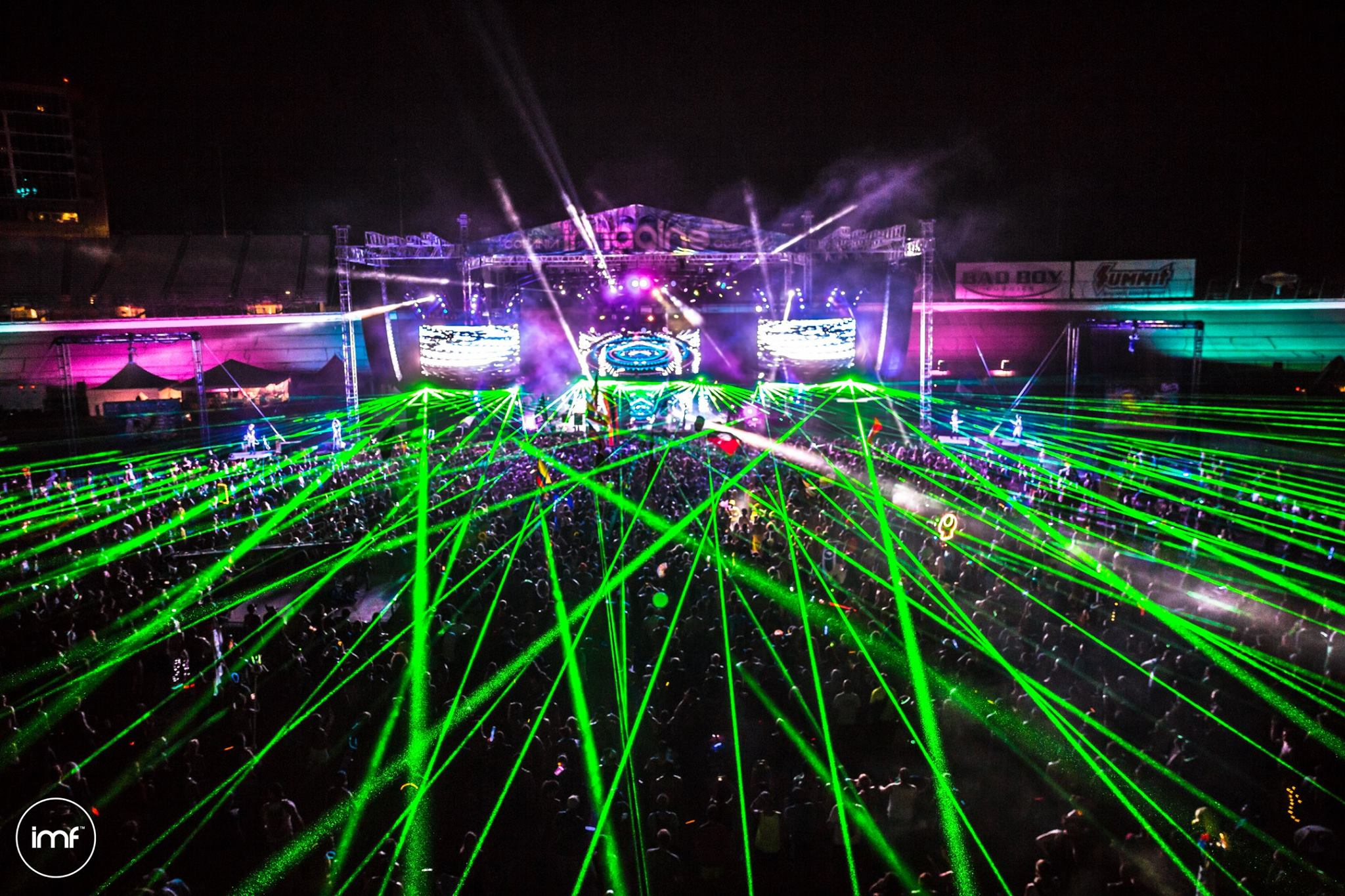 Full Color Lasers, Las...