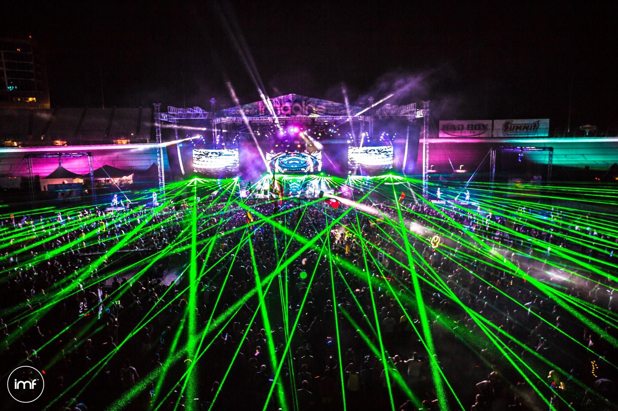 Full Color Lasers Laser Rentals Light Shows