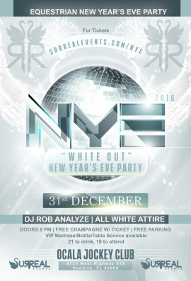 NYE White Out