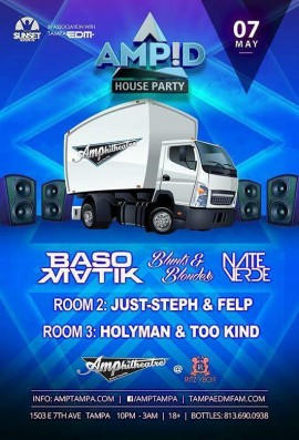 AMP!D House Party