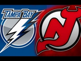 Tampa VS. New Jersey
