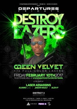 Green Velvet, Tampa