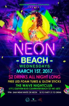 NEON BEACH