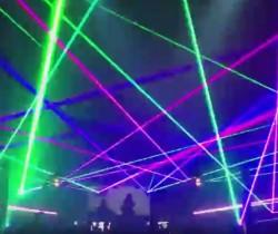 Green Velvet with the Laser Assassins